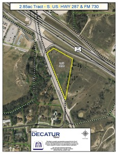 2.85ac Tracts S US HWY 287 & FM 730
